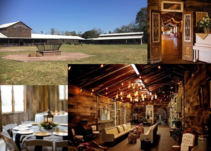 about the barn water oaks wedding venue